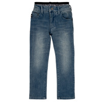 Textiel Jongens Straight jeans Emporio Armani Annie Blauw