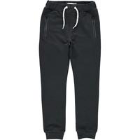 Textiel Jongens Trainingsbroeken Name it NKMHONK Zwart