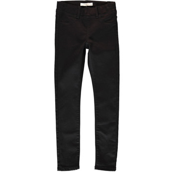 Textiel Meisjes 5 zakken broeken Name it NITTINNA Zwart