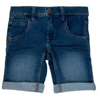 Textiel Jongens Korte broeken / Bermuda's Name it NKMSOFUS Blauw