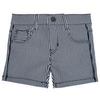 Textiel Jongens Korte broeken / Bermuda's Name it NKFSALLI Marine