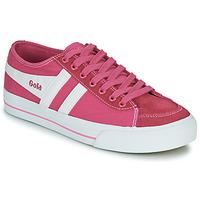 Schoenen Dames Lage sneakers Gola QUOTA II Roze / Wit