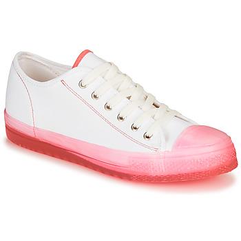 Schoenen Dames Lage sneakers André HAIZEA Roze