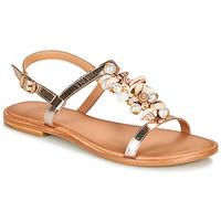 Schoenen Dames Sandalen / Open schoenen André PATTI Beige