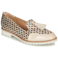 Schoenen Dames Mocassins André EMOTION Beige