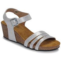 Schoenen Dames Sandalen / Open schoenen André BAHAMAS Zilver