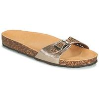 Schoenen Dames Sandalen / Open schoenen André BRIONI Goud