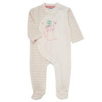 Textiel Meisjes Pyjama's / nachthemden Noukie's LEO Roze