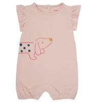 Textiel Meisjes Jumpsuites / Tuinbroeken Noukie's ISAAC Roze