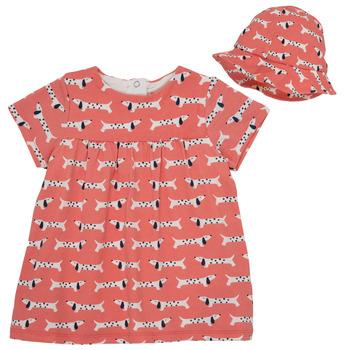 Textiel Meisjes Korte jurken Noukie's KENZO Roze