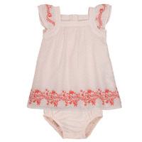 Textiel Meisjes Korte jurken Carrément Beau SAMY Roze