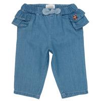 Textiel Meisjes Skinny jeans Carrément Beau ISAQ Blauw