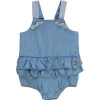 Textiel Meisjes Jumpsuites / Tuinbroeken Carrément Beau KYAN Blauw