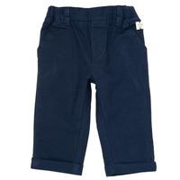 Textiel Jongens 5 zakken broeken Carrément Beau ORNANDO Blauw