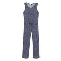 Textiel Meisjes Jumpsuites / Tuinbroeken 3 Pommes MELANIE Blauw