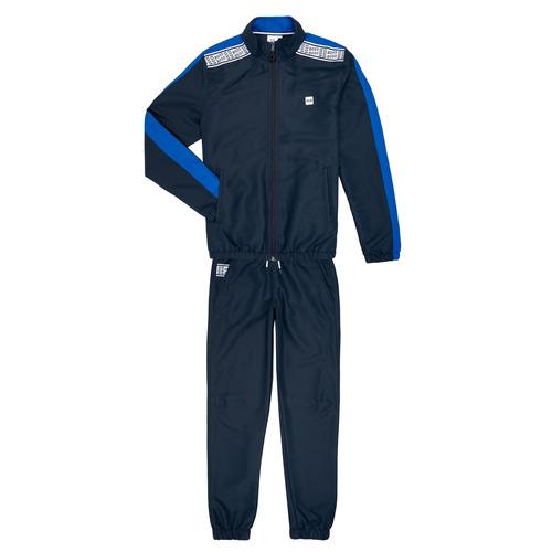 Textiel Jongens Trainingspakken BOSS EVOLIO Blauw