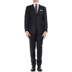 Textiel Heren Kostuums Kiton 0358181/7 Blue