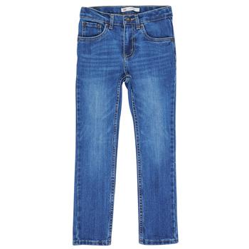 Textiel Jongens Skinny Jeans Levi's 510 BI-STRETCH Calabasas