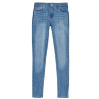 Textiel Meisjes Skinny Jeans Levi's 710 SUPER SKINNY Keira