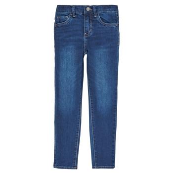 Textiel Meisjes Skinny Jeans Levi's 710 SUPER SKINNY Complex
