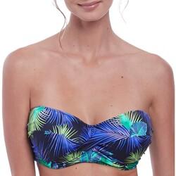 Textiel Dames Bikinibroekjes- en tops Fantasie FS6732 INK Blauw
