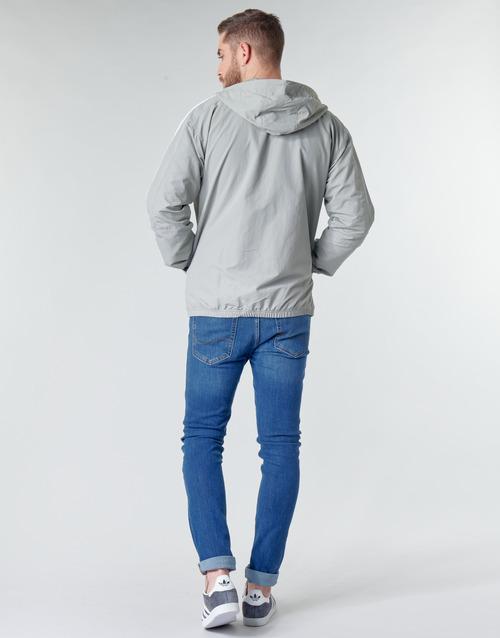 adidas Originals OUTLINE TRF WB Grijs - Gratis levering  Textiel Sweaters / Sweatshirts Heren