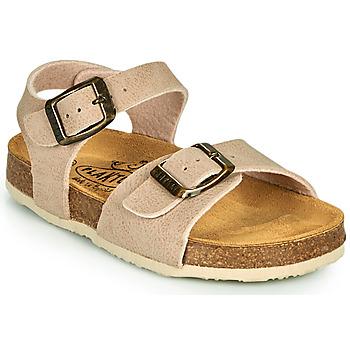 Schoenen Kinderen Sandalen / Open schoenen Plakton LOUIS Beige