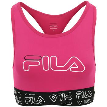 Textiel Dames Sport BH's Fila Alessa Bra Top Roze