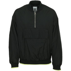 Textiel Dames Jacks / Blazers adidas Originals EQT Jacket Wn's Zwart