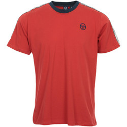 Textiel Heren T-shirts korte mouwen Sergio Tacchini Dahoma T-Shirt Rood