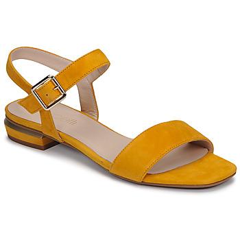 Schoenen Dames Sandalen / Open schoenen Fericelli MARYSE Geel