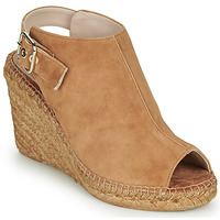 Schoenen Dames Sandalen / Open schoenen Fericelli MAUD Camel
