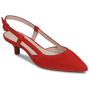 Schoenen Dames pumps Fericelli JOLOIE Rood