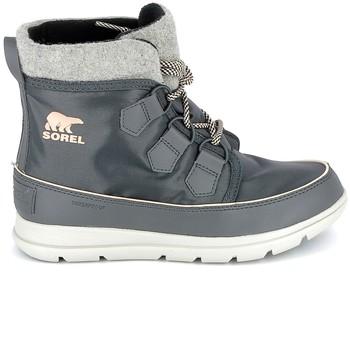 Schoenen Laarzen Sorel Explorer Carnaval Dark Slate Grijs
