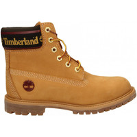 Schoenen Dames Laarzen Timberland 6in Premium WP Boot L/F- W wheat-giallo