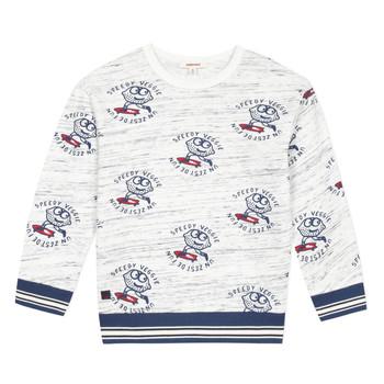 Textiel Jongens Sweaters / Sweatshirts Catimini KATEL Wit