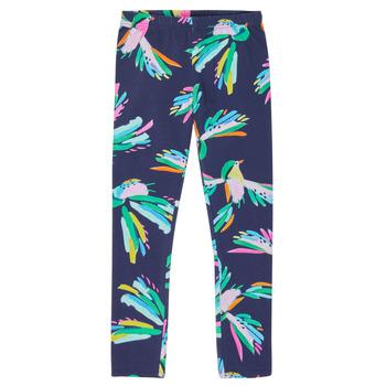 Textiel Meisjes Leggings Catimini LOUANE Blauw