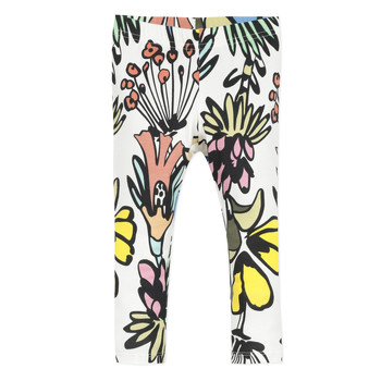 Textiel Meisjes Leggings Catimini ALICE Wit