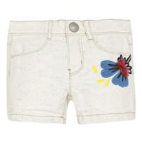 Textiel Meisjes Korte broeken / Bermuda's Catimini CAPUCINE Beige