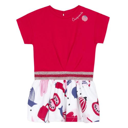 Textiel Meisjes Korte jurken Catimini DAMIANO Rood