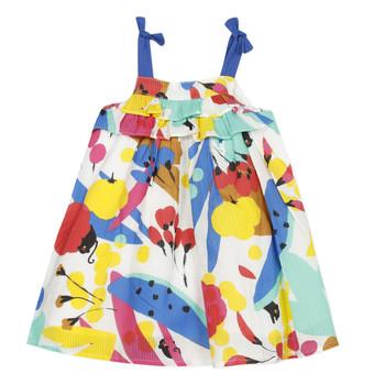Textiel Meisjes Korte jurken Catimini THEO Wit