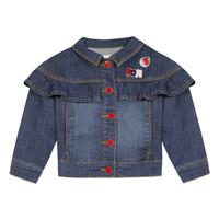 Textiel Meisjes Wind jackets Catimini VALENTIN Blauw