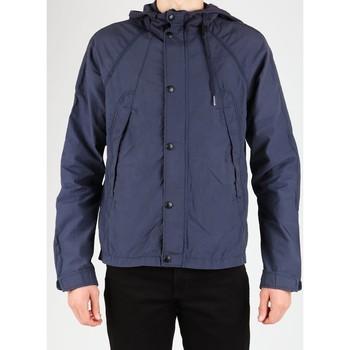 Textiel Heren Wind jackets Guess M22L92W2680 navy