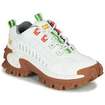 Schoenen Lage sneakers Caterpillar INTRUDER Wit