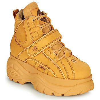 Schoenen Dames Hoge sneakers Buffalo 1534043 Cognac