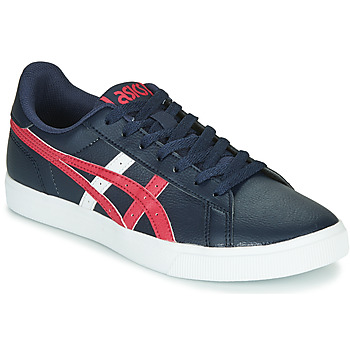 Schoenen Dames Lage sneakers Asics  Marine / Roze