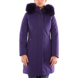 Textiel Dames Parka jassen Rrd - Roberto Ricci Designs FUR WINTER LONG LADY paars