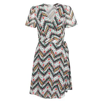 Textiel Dames Korte jurken Les Petites Bombes V7205 Multicolour