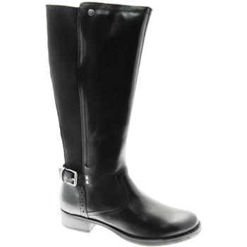 Schoenen Dames Hoge laarzen Riposella RIP82916ne nero