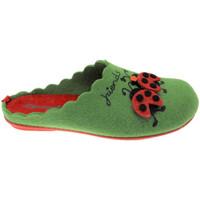 Schoenen Dames Sloffen Riposella RIP4575ve verde